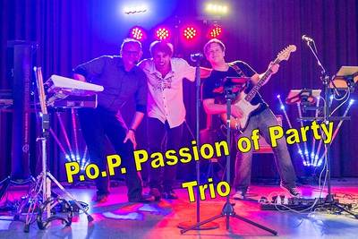 Livekonzert mit Passion of Pop im M-Life