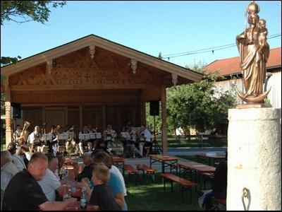 Bierfest der FFW Rottau
