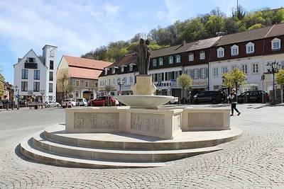 Stadtführung Homburg - eine Stadt der Märkte