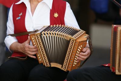Folklore Evening in Täsch