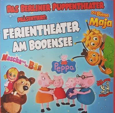 Berliner Puppentheater - Peppa