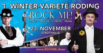 ROCK ME! 2. Winter Varieté Roding