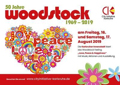 Interner Link zur Veranstaltung: 50 Jahre Woodstock (1969-2019)- Karlsruhe feiert mit