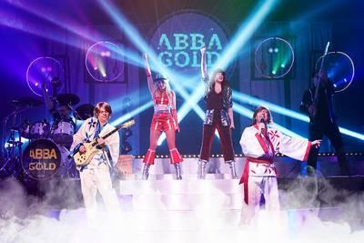ABBA Gold live in Saarbrücken. (© Jan Kocovski)