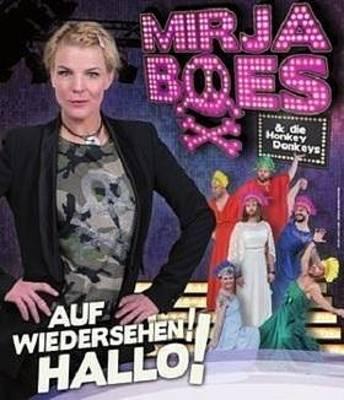 Interner Link zur Veranstaltung: Mirja Boes & The Honkec Donkeys