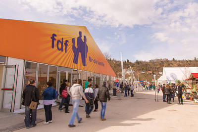 Ausstellung fdf - Für die Familie in Tübingen