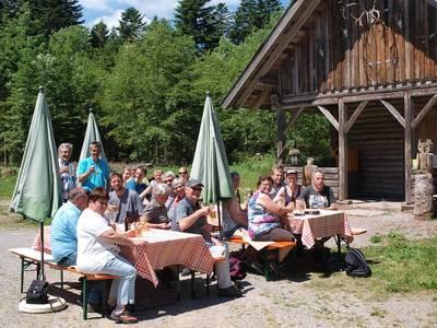 Interner Link zur Veranstaltung: Hütten-Wanderung in Enzklösterle