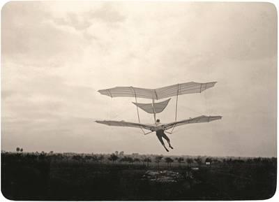 DIE WELT VON OBEN. Der Traum vom Fliegen im 19. Jahrhundert