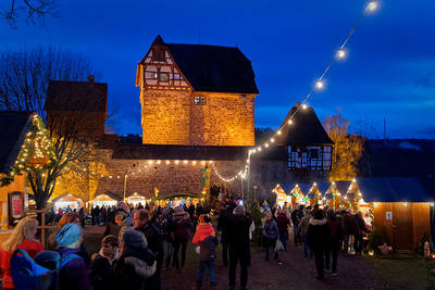 Interner Link zur Veranstaltung: Weihnachtsmarkt