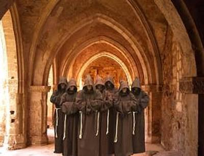 Interner Link zur Veranstaltung: The Gregorian Voices - Gregorianik meets Pop - Vom Mittelalter bis heute