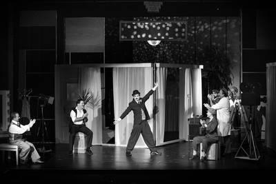 Interner Link zur Veranstaltung: Nagolder Theaterreihe - Ein gewisser Charles Spencer Chaplin