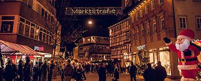 Interner Link zur Veranstaltung: Nagolder Weihnachtsmarkt