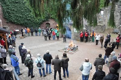 Interner Link zur Veranstaltung: Glühweinwanderung