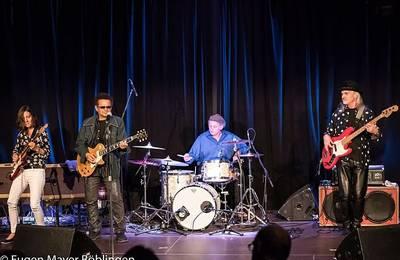 Interner Link zur Veranstaltung: Al Jones Blues Band