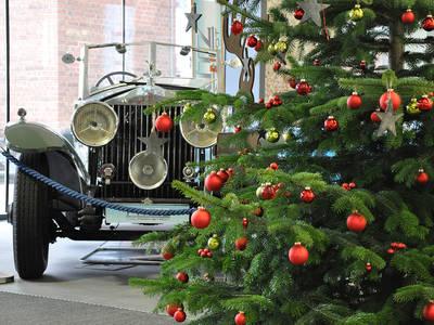 Klassikstadt Weihnachtsmarkt und Automobiliabörse