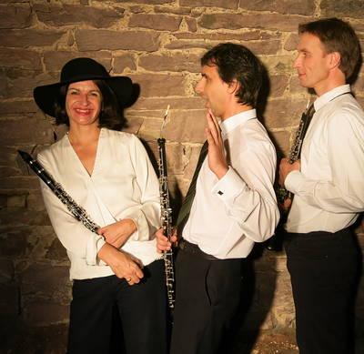 ABGESAGT   Kammermusik-Konzert mit dem Busch Kollegium  Holzbläsertrio im Kirchl