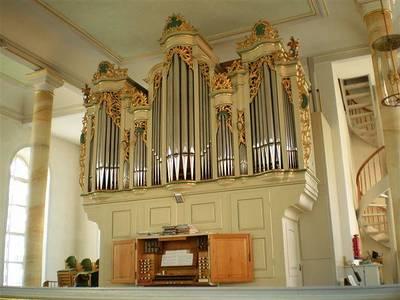 Interner Link zur Veranstaltung: Kinder entdecken die Orgel