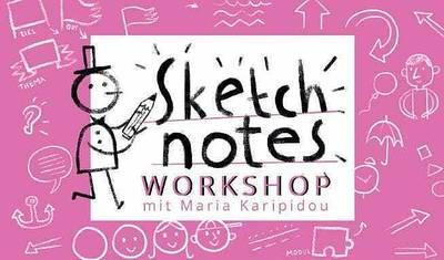 Interner Link zur Veranstaltung: Sketchnotes Grundkurs
