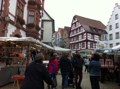 Fastenmarkt in Pfullendorf