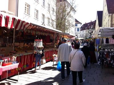 Maimarkt in Pfullendorf