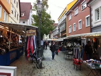 Abgesagt !Kirchweihmarkt in Pfullendorf