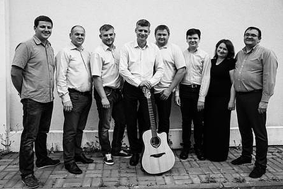Interner Link zur Veranstaltung: Konzert mit dem Männer-Ensemble Kiew - Kraftvolle Stimmen aus der Ukraine