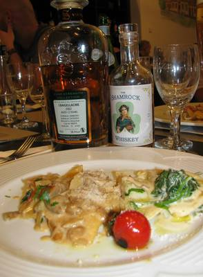 Kulinarisches Foodpairing