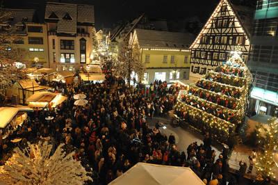 Albstädter Weihnachtsmarkt & Winter City Open Air