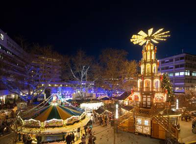 Interner Link zur Veranstaltung: 48. Goldener Pforzheimer Weihnachtsmarkt