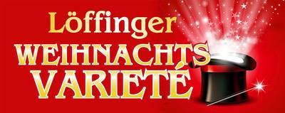 Löffinger Weihnachtsvariete. (© Stadt Löffingen)