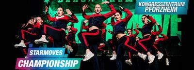 Interner Link zur Veranstaltung: Europameisterschaft Starmoves Hip Hop
