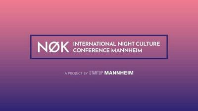 NØK - International Night Culture Conference 2019 Mannheim
