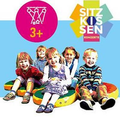 Interner Link zur Veranstaltung: Sitzkissenkonzert - Neues Angebot für die Kleinsten