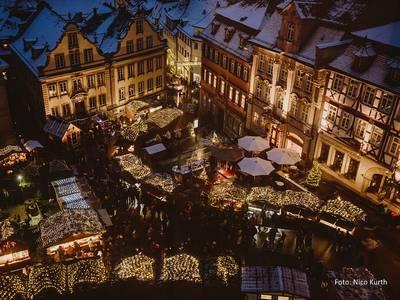 ABGESAGT - Weihnachtszauber Schwäbisch Hall