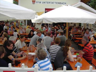 Grillfest der FFW-Untertattenbach