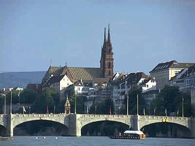 Kulturtag in Basel mit W. Rupprecht Gästeführer