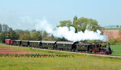 Kandertalbahn - Historische Dampfeisenbahn