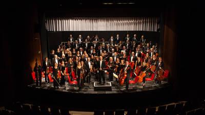 Weihnachtskonzert mit dem Markgräfler Symphonieorchester
