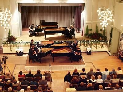 Interner Link zur Veranstaltung: Klavierduo-Event