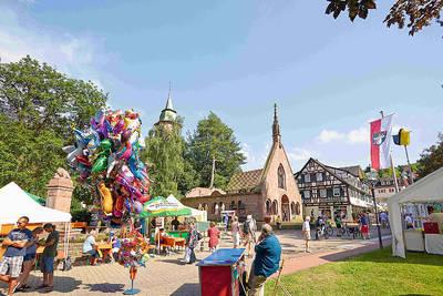 Interner Link zur Veranstaltung: Klosterfest