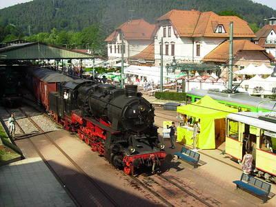 Interner Link zur Veranstaltung: Großes Bahnhofsfest