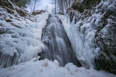 Nachmittagsspaziergang zum Todtnauer Wasserfall mit Linzertorte