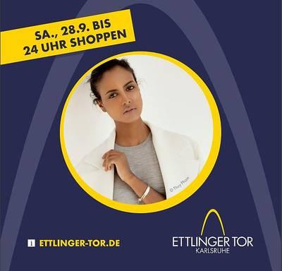 Interner Link zur Veranstaltung: Midnight-Shopping im ETTLINGER TOR Karlsruhe