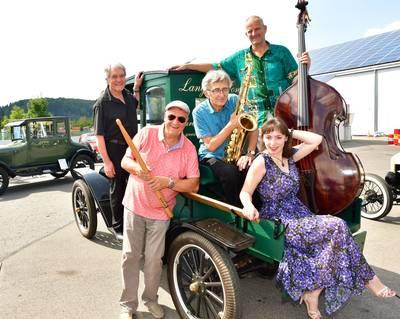 Interner Link zur Veranstaltung: Jazzfrühstück - The Good Men of Swing