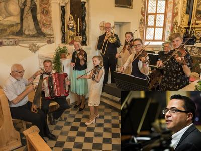 Konzert Fiddling Millers, Alex Wilson und Gäste in Degen
