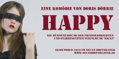 Interner Link zur Veranstaltung: ?Happy?: Komödie von Doris Dörrie