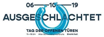 Interner Link zur Veranstaltung: AUSGESCHLACHTET ? Tag der offenen Türen im Kreativpark Alter Schlachthof