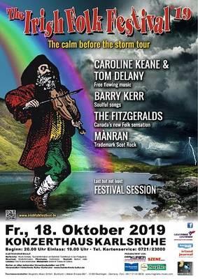 Interner Link zur Veranstaltung: Irish Folk Festival