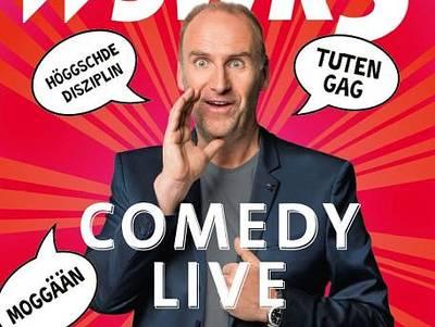 Interner Link zur Veranstaltung: SWR3 Comedytour ? Andreas Müller