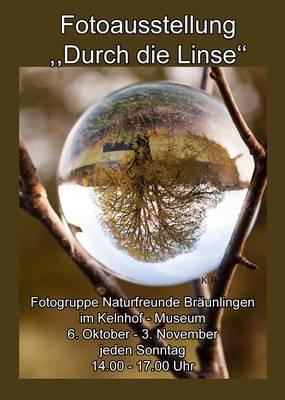 Foto-Ausstellung Durch die Linse